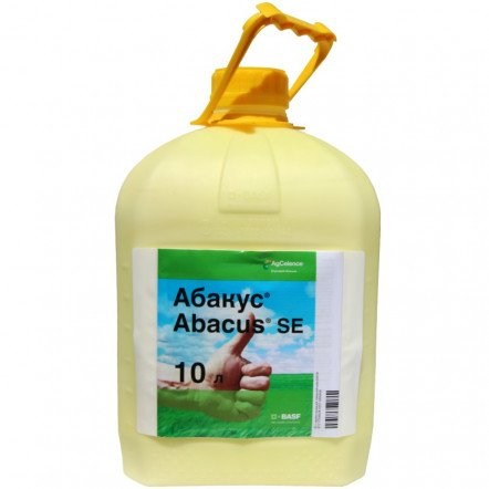 Абакус фунгицид, Басф - Цена за 10л