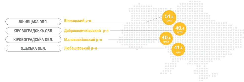 Насіння соняшнику ЕС ІЗІДА Євраліс врожай