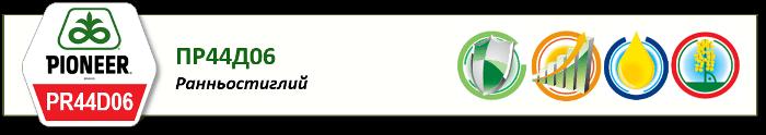 Семена Озимого Рапса Пионер ПР44Д06 (PR44D06) Раннеспелый